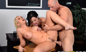 MILFs Like It Big Alana Evans And Veronica Avluv Alana & Veronica's High School Reunion The only thing that can make Alana and Veronica's high school reunion any good is the possibility of...