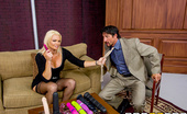MILFs Like It Big Rhylee Richards Sex Toys on The Gunn Show Tommy Gunn is pumped to welcome a special guest to America's favorite day-time talk show. He's saved...