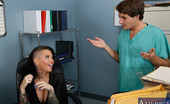 Naughty Office Christy Mack Christy Mack is the hottest receptionist in the hospital. She's planning on getting a new tattoo soon, anywhere but her tits of course, she doesn't want anything to distract from her amazingly huge breasts. The doctor in the office agrees, the o