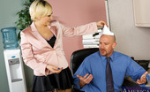 Naughty Office Kagney Linn Karter Kagney Linn Karter has a thing for guys with hats. So she gets super wet when she see's her company's HR guy making paper hats. Kagney tells her HR guy about her hat fetish, so he puts it on and Kagney gets to fucking. Fucking in the office is d