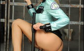 Bad Cop Foxes.com Mandy Dee 122396 Large Breasts Good Cop Bad Cop Police Officer