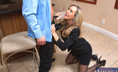 Seduced By A Cougar Brandi Love Brandi Love knows how to get a younger guy to fuck her with his big dick.