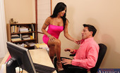 Seduced By A Cougar Viana Milian Viana Milian wants to leave but decides to stay at the office when she sees the new guy.