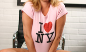 "Rachel Aziani Nu Yawka Girl I Want To Give A Special Thanks To ""Kroy"" For My New T-Shirt! He Had An Awesome Visit To The East Coast And Thought Of Me! Ahhh, How Sweet..Thank You!! It Fits So Nice & Snug..Holding My Big Natural Boobies In Place (No Bra) And It Is One Of"