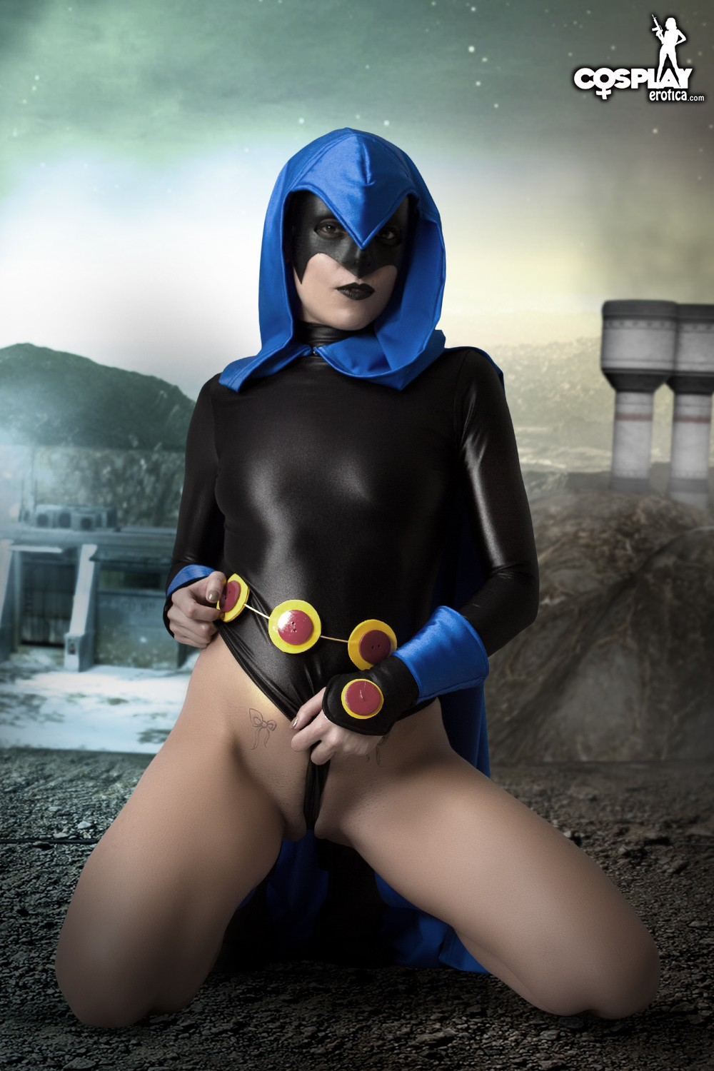 sexy nackte pic teen titans