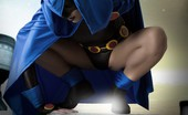 Cosplay Erotica 123582 cosplayerotica raven teen titans nude