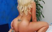 Massage Girls 18 Brandy Blair 18 Year Old Blonde Slut Gives An Erotic Massage