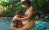 MILF Soup The Second Guy Had The Privilege Of Eating Her Out And In Return Deauxma Gives Him A Blowjob As Well