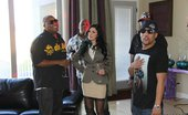 "MILFs Like It Black Andy San Dimas This Week We'Ve Got Bugsi Shooting His Music Video For ""My Swag"". As Usual, We Would Rather Trade Services Instead Of Getting The IRS Taxing Us On Our Money. So, We Got Jon Jon To Fuck The Music Video Producer Andy San Dimas. All The Guys Were Ready To Fu"