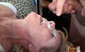 Carol Cox 127558 Surprise Double Facial! I Got A Surprise Double Facial The Other Day! Not Something I Had Expected At All. One Of My Fans, Wildrover, Came Over To Get A Blow-Job For One Of My Fun Fellatio Videos. I Met Wildrover Once Before When He Came Out To Take Part