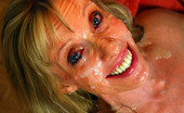 Carol Cox My First Bukkake! Here It Is! My Very First True Bukkake! Yes, I Have Had Hundreds Upon Hundreds Of Different Guys CUM All Over My Face, And I Have Also Received Many Many Facials During Gang-Bangs And Parties, But They Were Never Considered A Real Bukkak