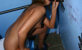 Gloryhole.com Alexa Benson Hot Teen In Interracial Gloryhole Fuck & Suck Off