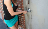 Gloryhole.com Brooklyn Chase Brooklyn Chase Goes Looking For Faceless Black Cock