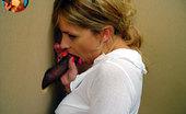 Gloryhole.com Phyllisha 130707 Blonde Gloryhole Cuckold Interracial Blowjob Cum