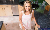 Housewife 1 On 1 Angelica Lane Angelica Laine Is A Hot And Horny Housewife Who Wants To Be Fucked In The Kitchen.