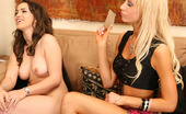 Her First Lesbian Sex Courtney James Tanya & Abbey Brooks If You Cum On By For A Round Of Truth Or Dare With These First Time Lesbians, We Promise There Won'T Be Any Losers! Cum On - I Dare You To Watch These Three Gorgeous Girls, In HD Porn Quality, Get Off Until Waves Of Pleasure Wash Over Them And Take Over A