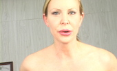 Tug Jobs Mommy Next Door Showing Her Huge Fake Tits