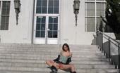 Public Flash Hot Exhibitionist Loose In San Francisco