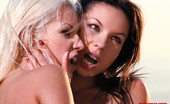 Private.com Boroka Balls & Vanessa May Boroka Balls Vanessa May 01 Ibiza Sex Party 2 Boroka And Vanessa Kiss Each Other And Fuck