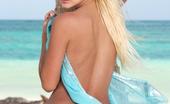 Private.com Boroka & Crystal & Nesty Boroka Crystal Nesty 01 Lesbian In The Tropics 2 Boroka Is A Pretty Babe At A Tropical Beach