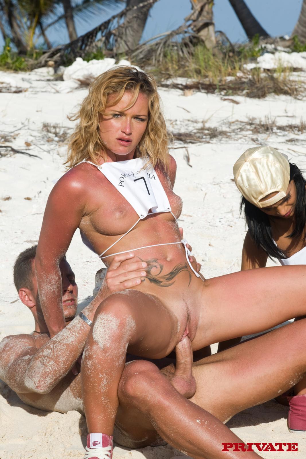 Сэкс на нудисском пляже 11 фотография