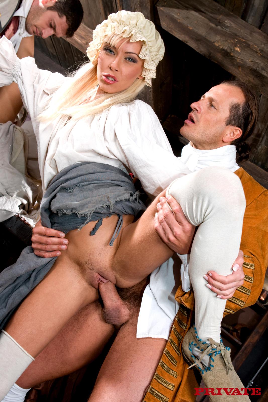 Порно графиня и слуга