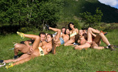 Private.com Jade Sin & Jennifer Love & Priva & Vanessa May Jade Sin Jennifer Love Priva Vanessa May Private Sports Instructor Cute Young Chicks Fucking In The Countryside