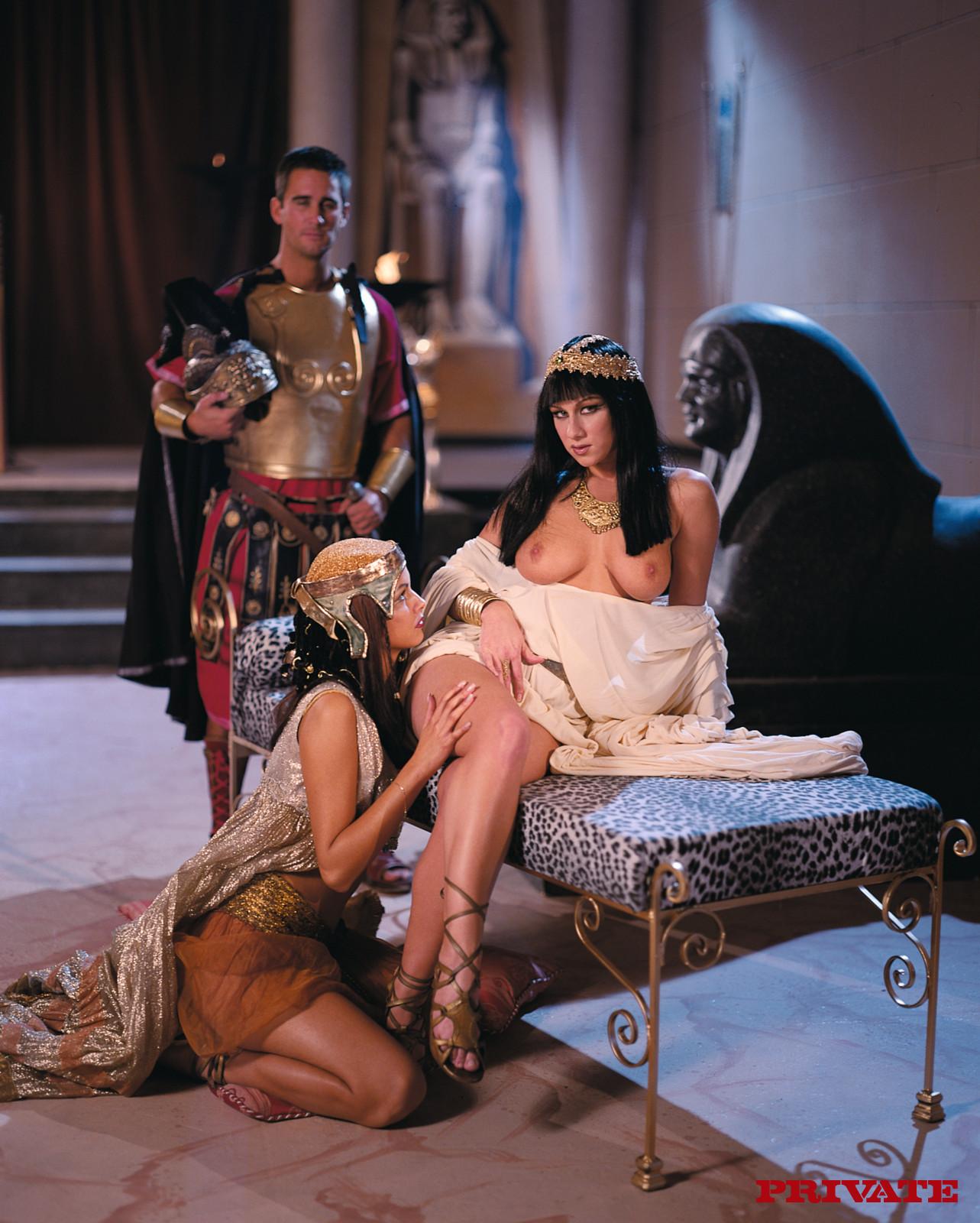 Сексуальное фото клеопатра 5 фотография