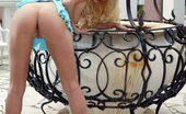 Private.com Julie Silver Julie Silver Private Slim Blonde Big Nipple Girl Has Perfect Legs