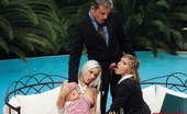 Private.com Kathy Cambel & Nesty Kathy Cambel Nesty 02 Billionaire Two Blondies Share A Thick Dick By The Pool