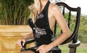Private.com Katia Katia Private Perfect Blue Eye Slim Blonde Bitch Shows Tits