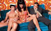 Private.com Lucia Lapiedra Lucia Lapiedra 3 Private Horny Bitch Ends Up Fucking Two Thick Cocks