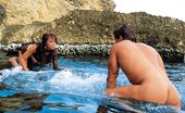 Private.com Olivia Del Rio Olivia Del Rio Private Exotic Latina Fucking Lucky Guy On Some Rocks