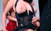 Private.com Suzie Diamond & Tarra White 138526 Glam Fuck Brunette Ladies Glamorous Brunette Ladies Fuck Wearing Wigs