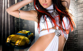 Private.com Aletta Ocean 138614 Outer Space Sex Hot Model From The Future In A Galactic Cab