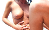 Private.com Wanda 138651 Amazing Chick With Tattoos Hot Chick With Tattoos Fucking On A Terrace