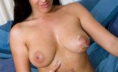 Private.com Ellia 138722 Brunette With Very Big Boobs Amazing Brunette With Big Naturals Gets Cum