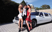 Private.com Sabrina Sweet & Alexa High Class Hookers Fuck In A Limo Two Hot High Class Hookers Fuck Guy In A Limo