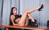 Private.com Anissa Kate Sex In The Office Slut Takes It From All Angles In The Office