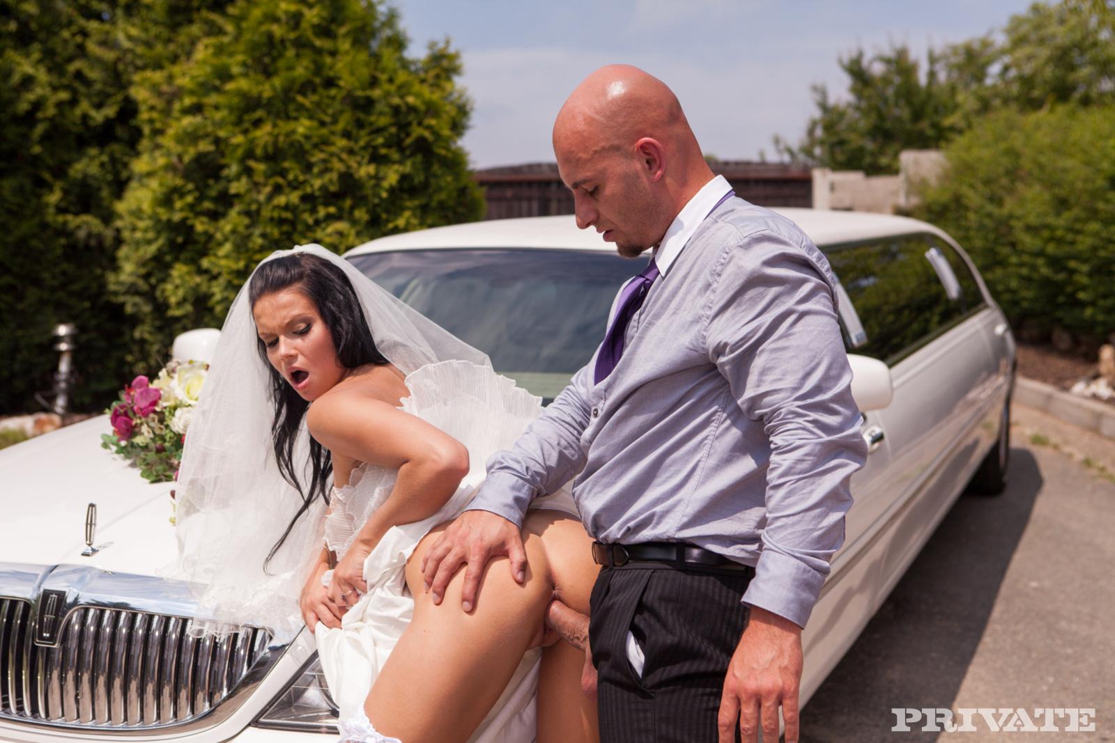 Dancing bear bride and bridesmaid fucked 3