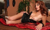 Aziani Gorgeous Babe, Monique Alexander'S Body Is To Die For! Everything About This Girl Is Exquisite - From Her Classy Black Dress To Her Flawless Body And Pretty Face.
