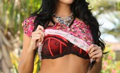 Aziani These Hot Photos Of Anissa Kate Will Warm You Right Up. She Looks So Pretty In Her Sexy Summer Outfit.