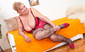 Mature.nl Huge Breated Mature Mama Showing Her Naughty Ways