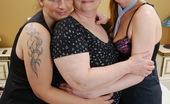Mature lesbian housewife