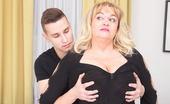 Mature.nl Big Breasted Mature Slut Having Sex