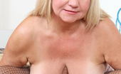 Mature.nl Big Breasted Housewife Playing With Herself