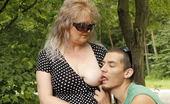 Mature.nl Mature Slut Fucking Her Toy Boy
