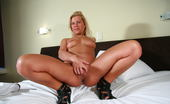 Mature.nl Hot Blonde MILF Playing With Herself