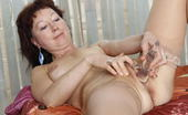 Mature.nl Mommy Showing Her Wet Pussy