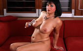 Mature.nl Horny Mature Slut Playing With Her Wet Pussy